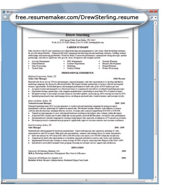 Resume Builder: Turn your LinkedIn Profile into a Resume